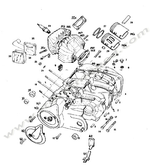 puch moped engine parts diagram solex moped engine wiring