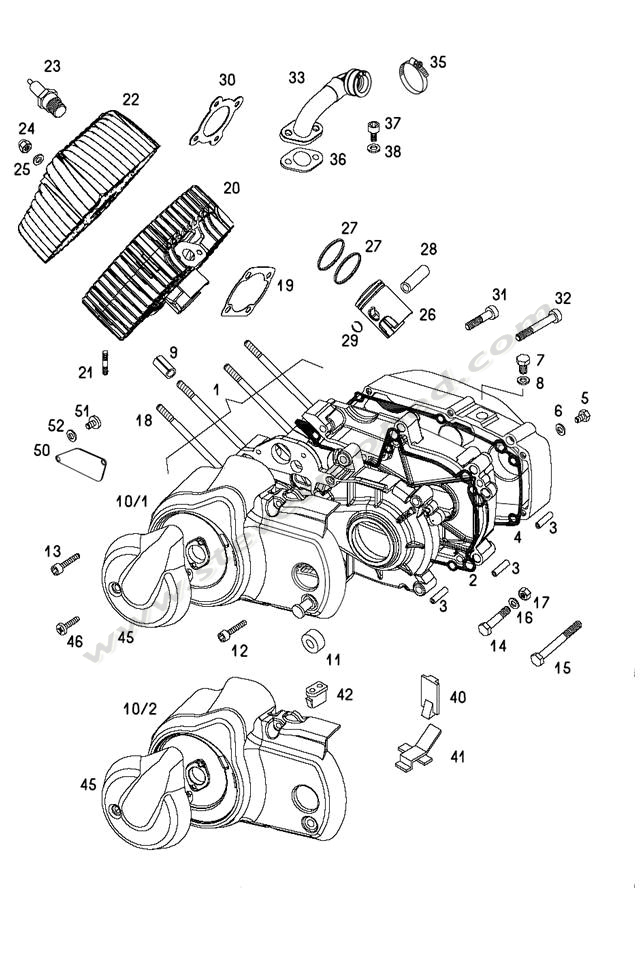 tomos a55 engine parts diagram tomos moped parts catalog