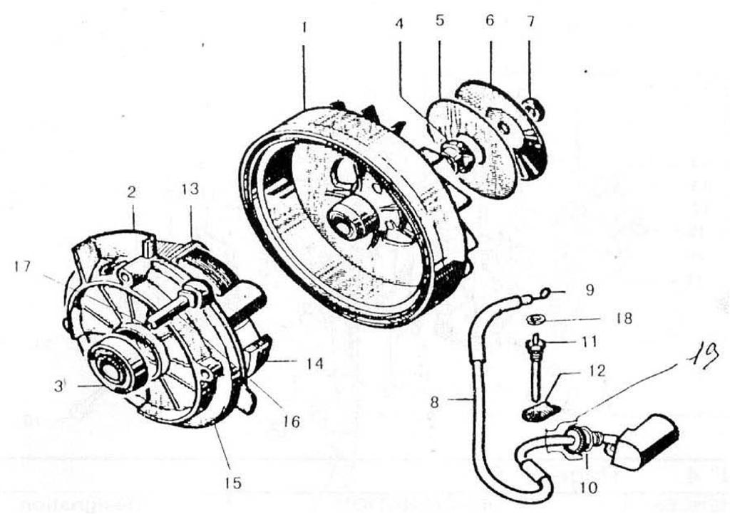 catalogs    velosolex   flywheel